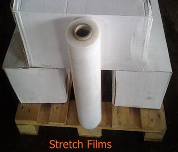 Strech Films Rolls