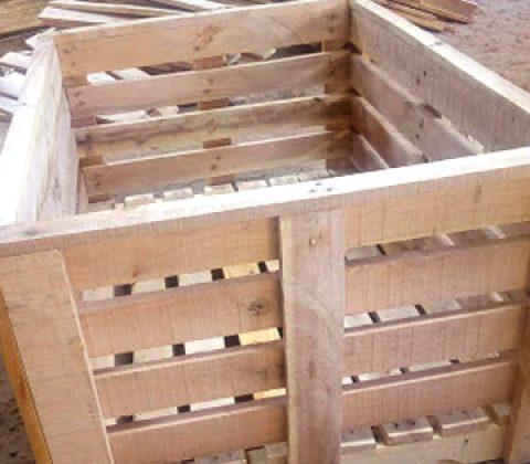 Avocado Rippening Crates