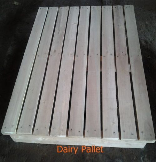 Dairy pallet